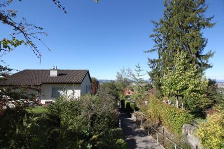 Einfamilienhaus in Spiegel bei Bern