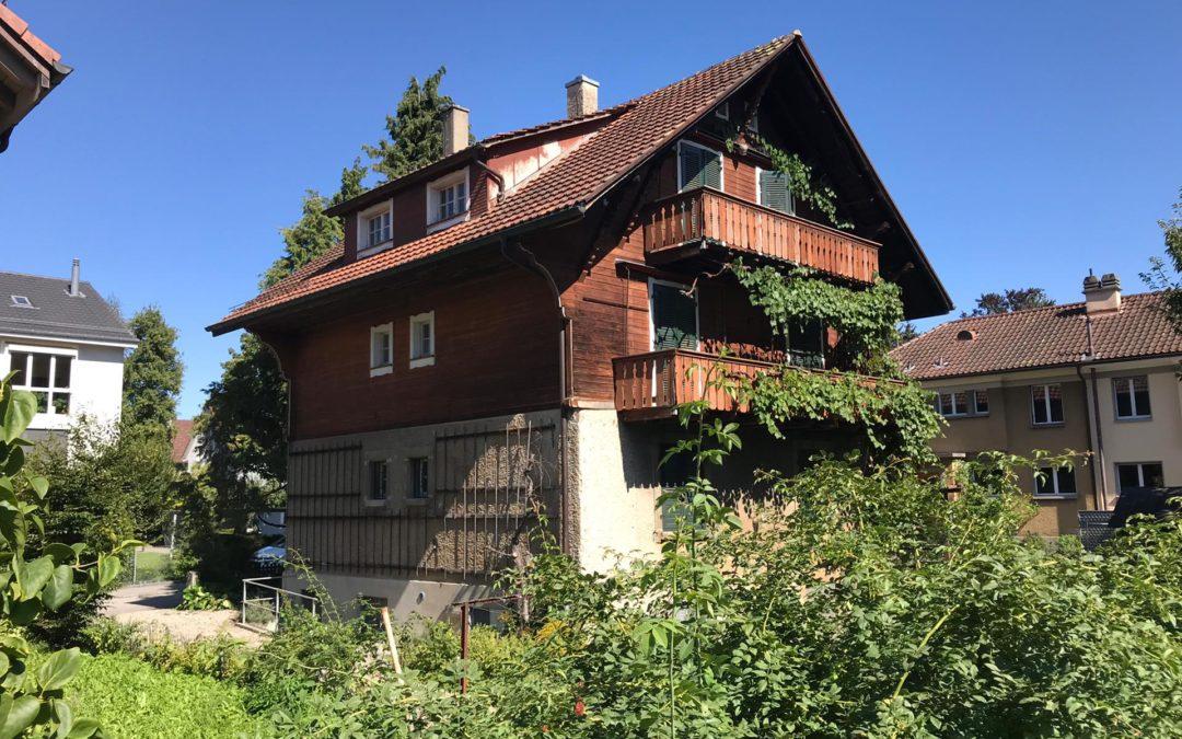 Schönes Haus im Chaletstil im Liebefeld