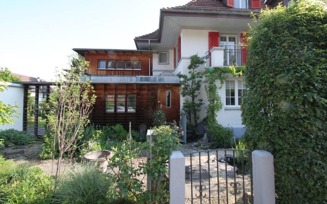 Eichholz: Idyllisches Einfamilienhaus mit grosszügigem Garten