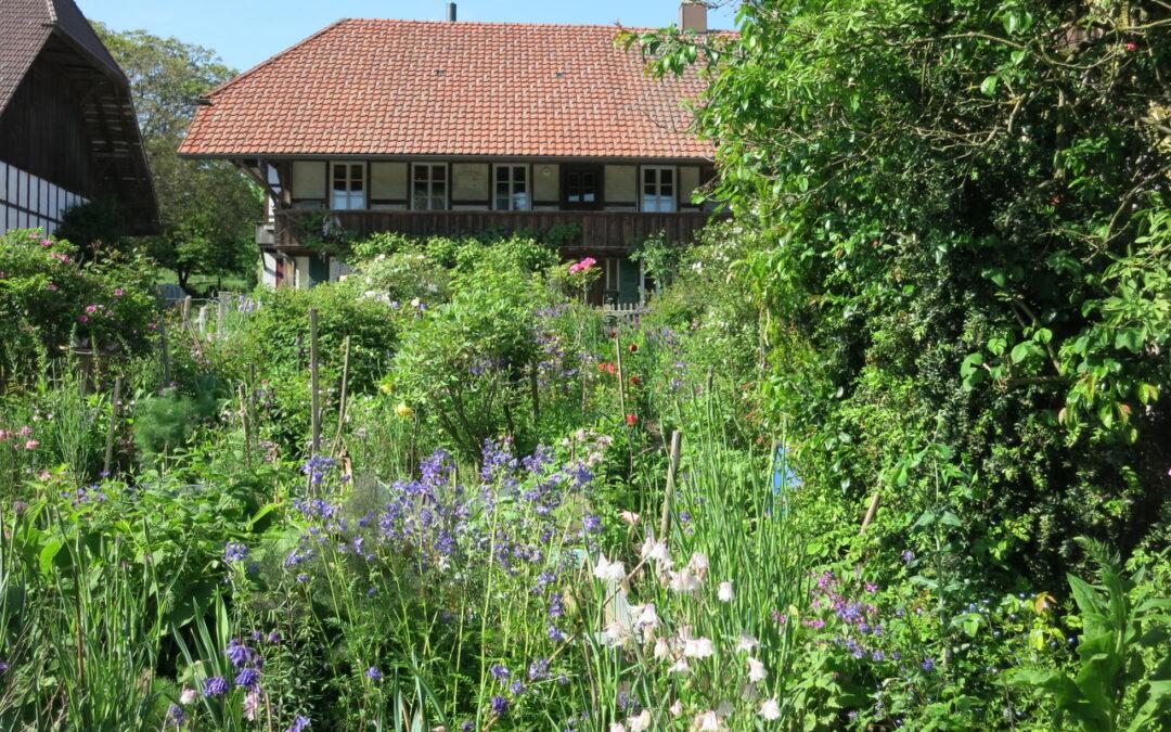 Idyllisches Eigenheim in der Weilerzone Murzelen