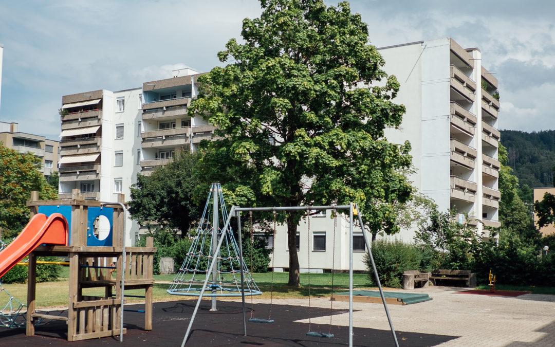 Schöne Eigentumswohnung mit Blick ins Grüne