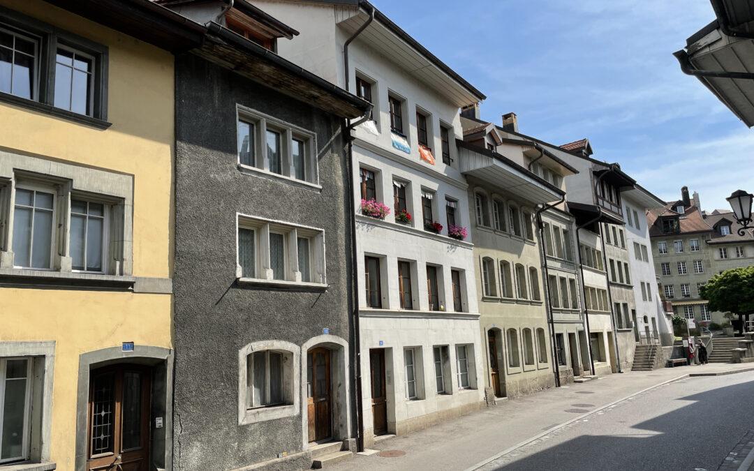 Altstadthaus im Herzen von Fribourg