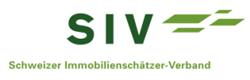Logo mit Link zu SIV Schweizerischer Immobilienschätzer Verband